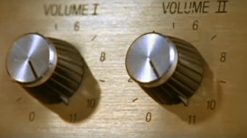Going to Eleven