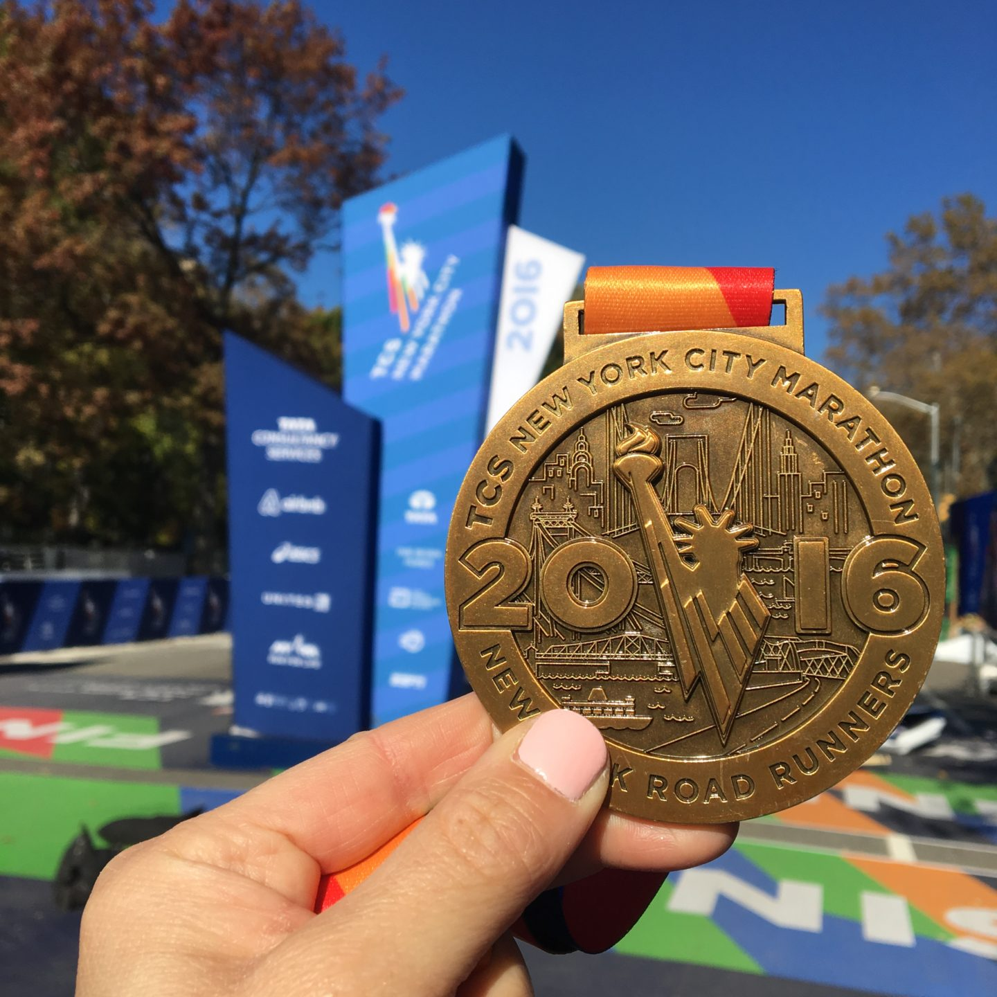 Thoughts After Running My First Marathon