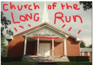 Long Run Religion